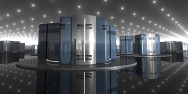 Reliable Web Hosting Datacenter